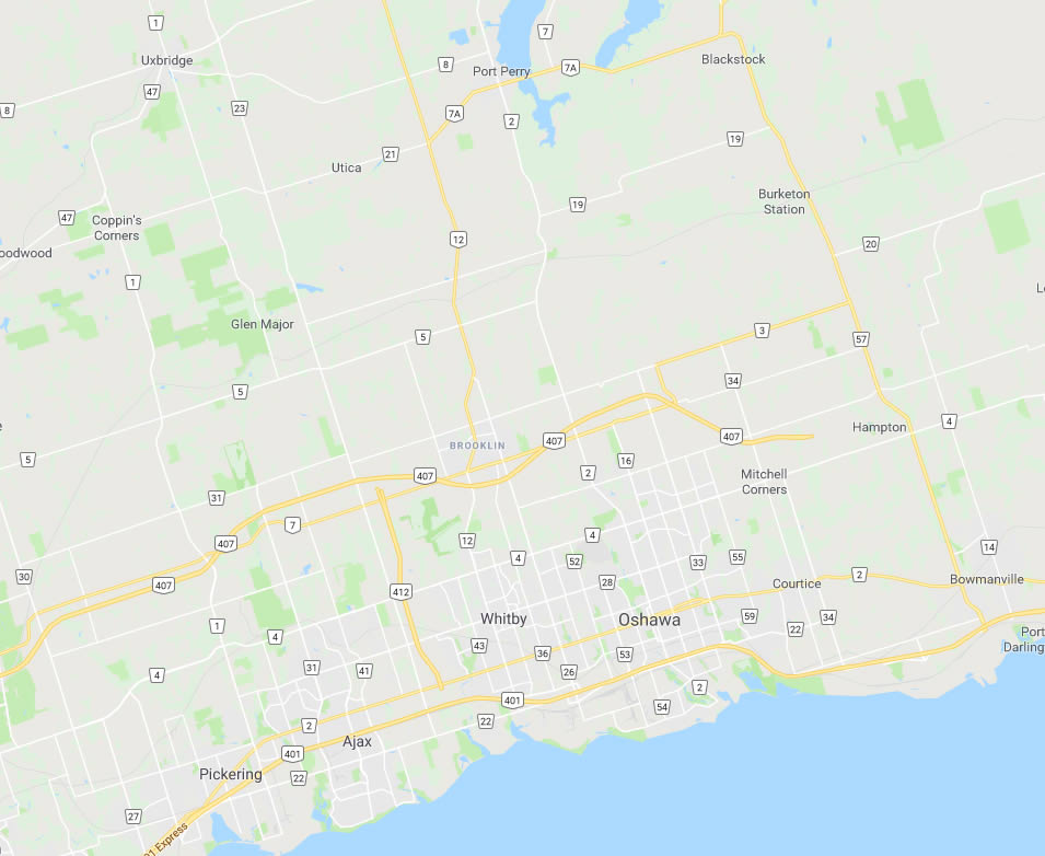 area of service durham region